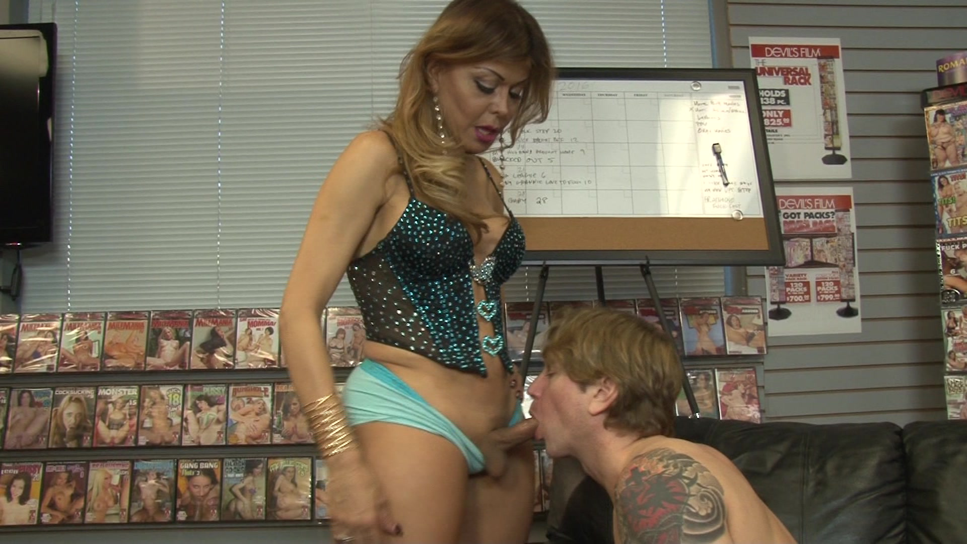 free tranny surprise video big tits porn