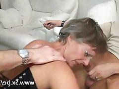 Mature Amateur Gang Bang - orgasm mature naive french with a stranger french amateur ...