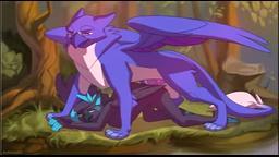 furry cartoon creampie furry yiff animation cum animated anal