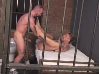 Gay Prison Gif - gay prison videos 5 - MegaPornX