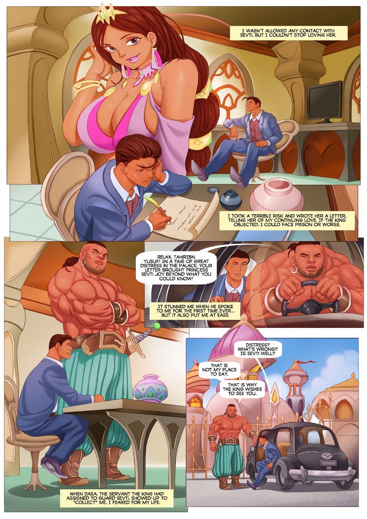 comic porn book