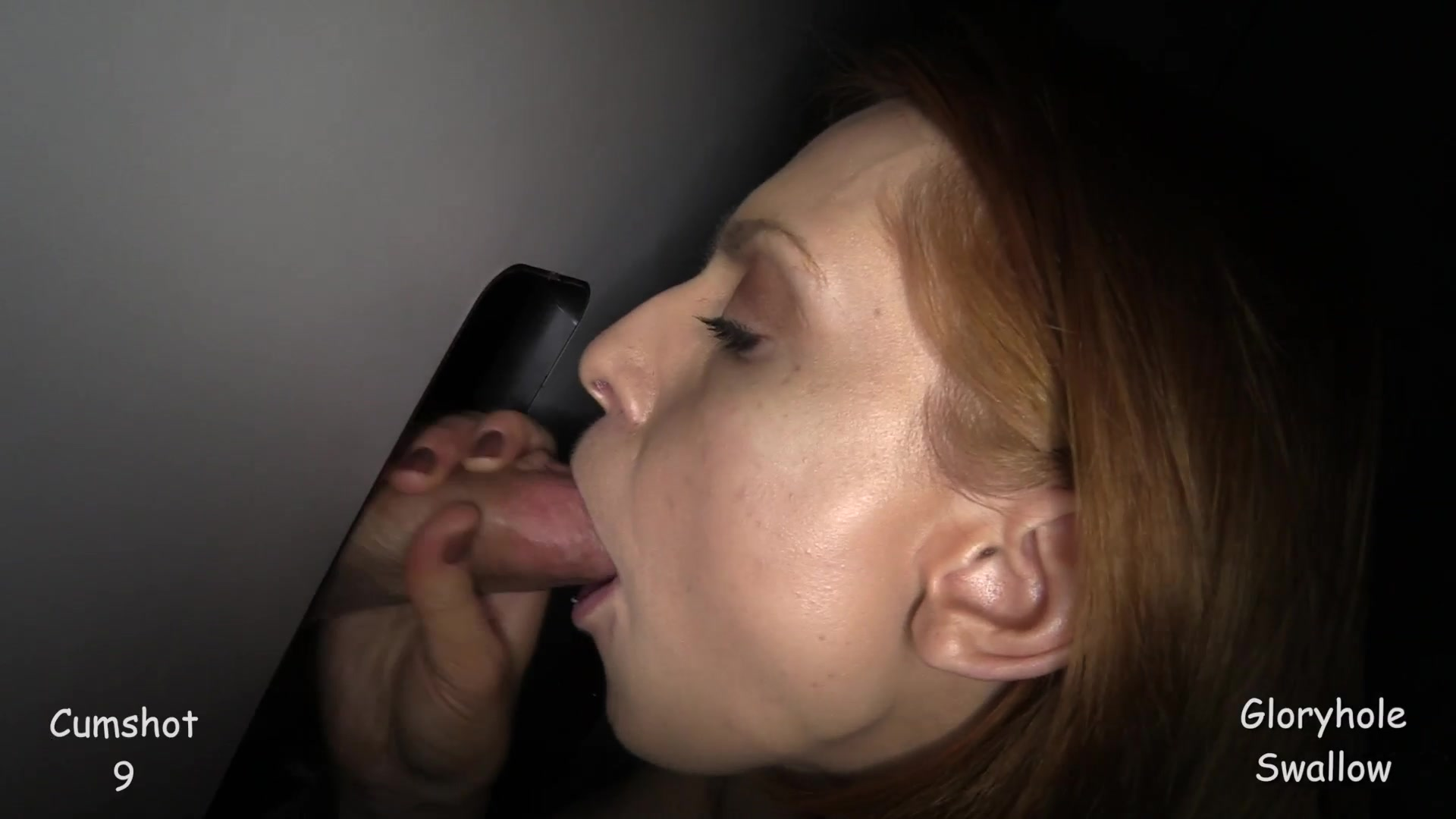 Dirty Talking Cum Swallow
