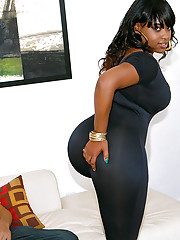 gorgeous black babe with big black ass dana gets her tight cunt rammed