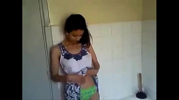 gorgeous paki muslim teen beauty seducing with cousin brother bathroom