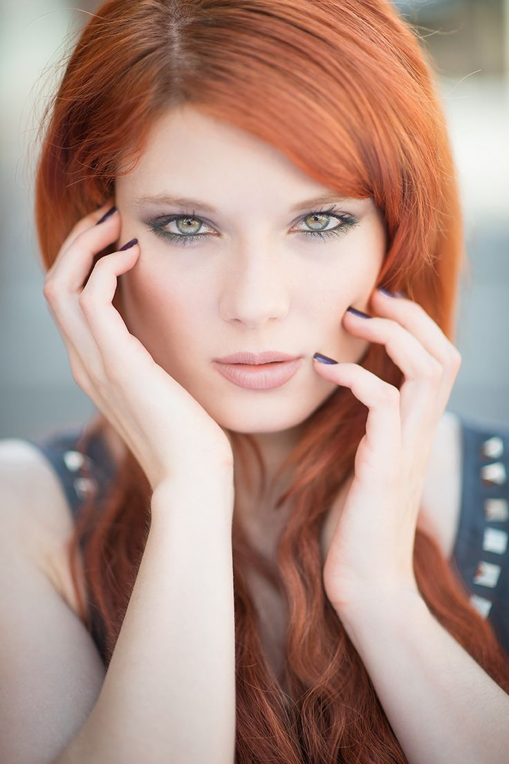 gorgeous red hair see more untitled anton rothmund