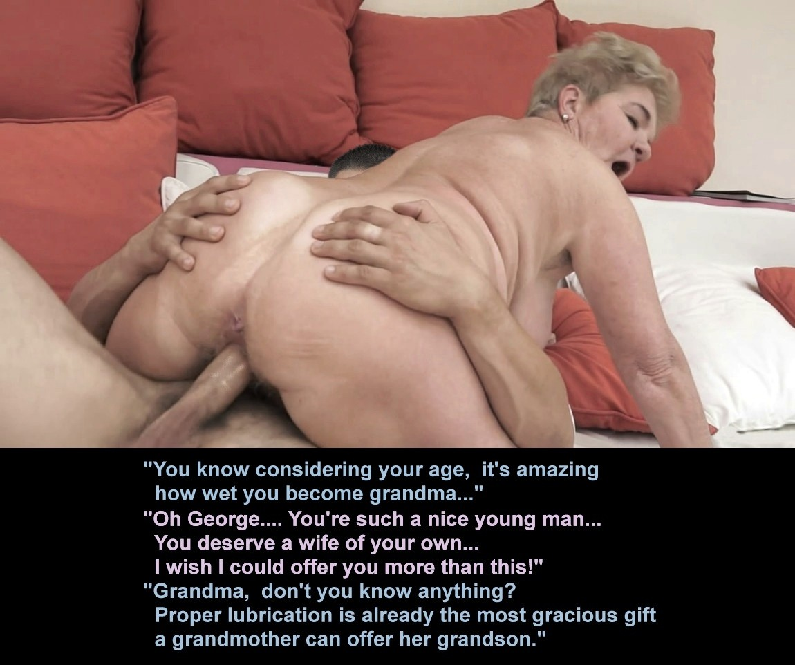 Grandma Grandson Incest Caps 5 Megapornx
