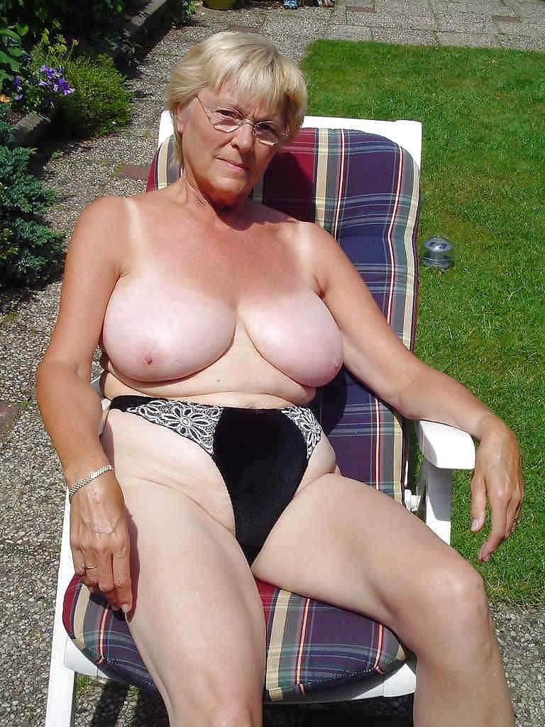 Nice Natural Big Pale Tits