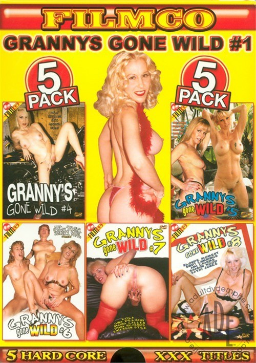 grannys gone wild pack adult empire