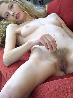hairy skinny blonde big tits xxx
