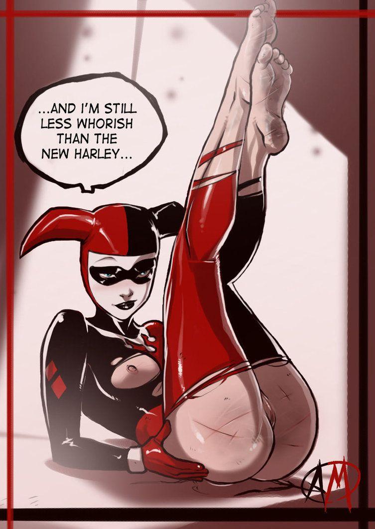 Harley Quinn Virtual Reality