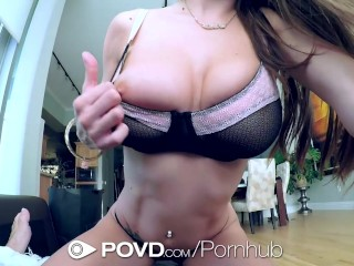 hd povd dillion carter with nice tits gets fucked in pov 2
