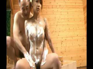 Boy masturbate with girl