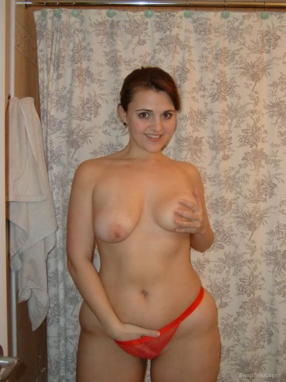 Nude wife with big hips