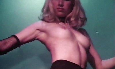 humps vintage dance strip fuck blonde nylons