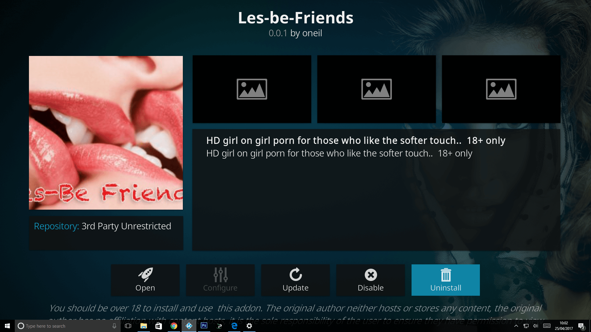 Sites for xbmc porn opinion you are