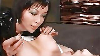 Japanese Lesbian Nipples
