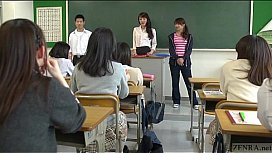 japanese school from hell with extreme facesitting subtitled 3