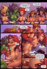 ben jay marvel comics manics 1 - MegaPornX