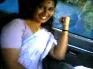 kerala aunty shanthi boob show in omni van tmb