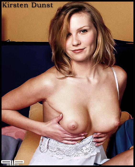 Prout naked kirsten Kirsten Dunst