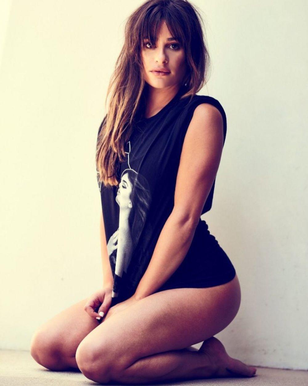 Actriz Porno Lea lea michele sexy gonewild 1 - megapornx