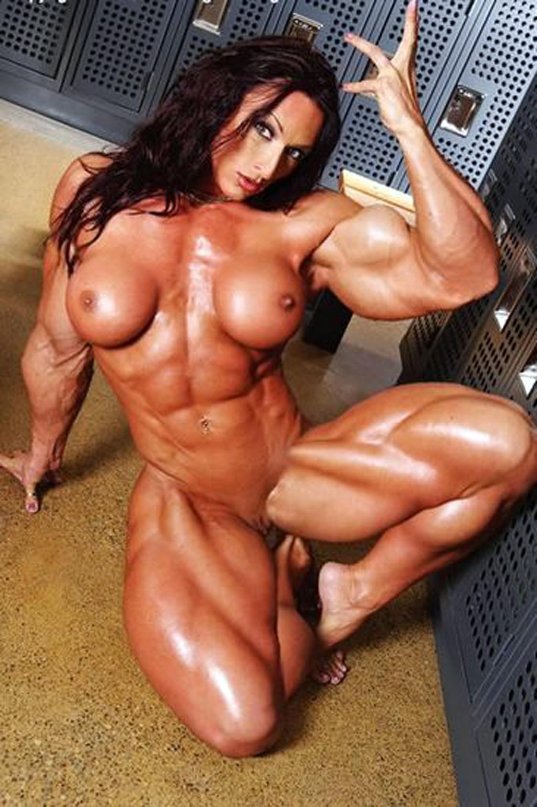 Muscle Women Porn muscle women gifs - megapornx