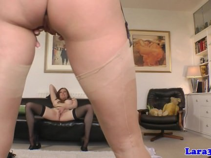 lingerie english matures eating pussy porn tube video