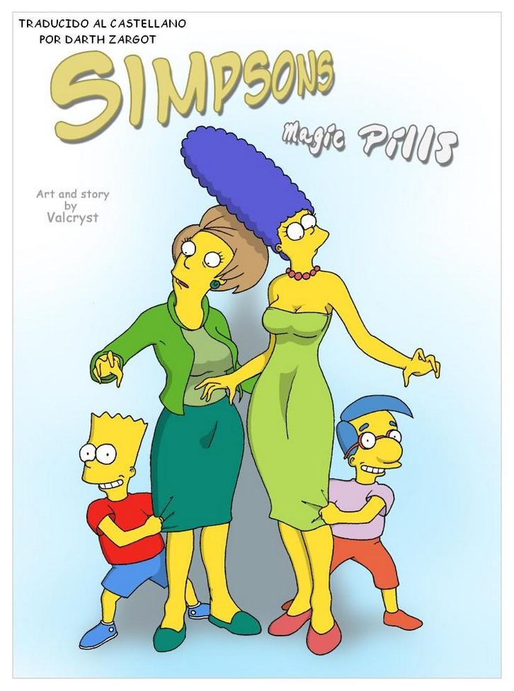 Porno bart simpsons Bart