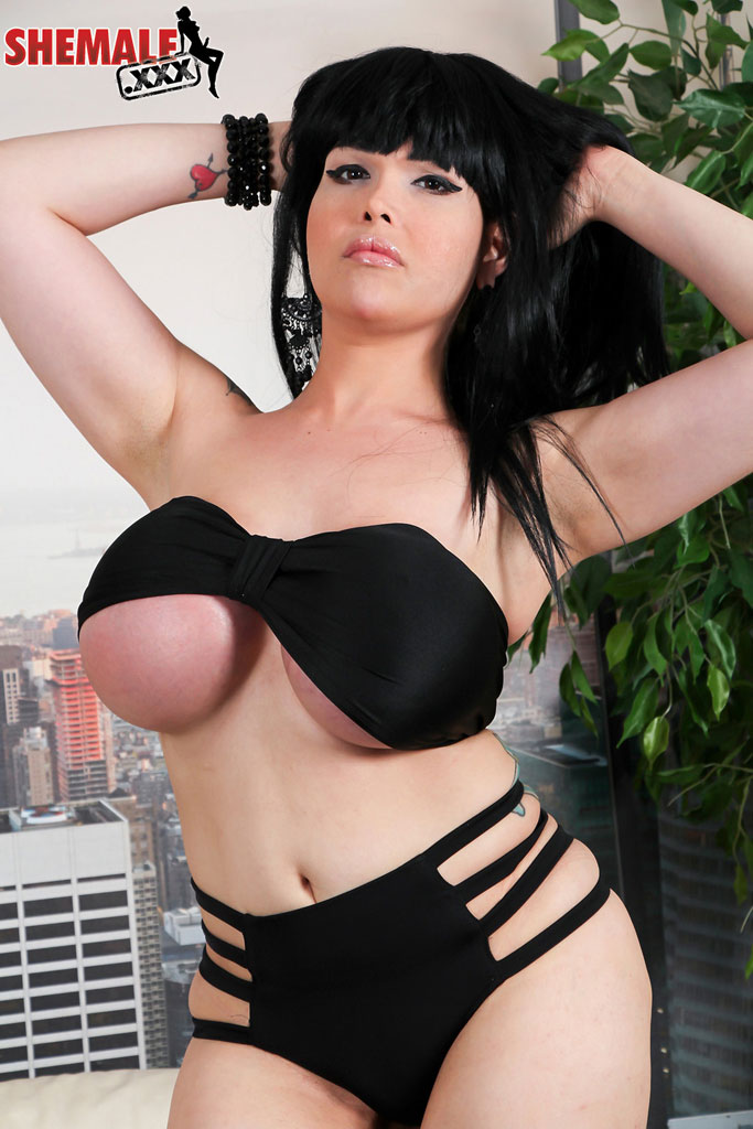 Huge Boob Phone - lucia her huge boobs shemale porn is like sex 1 - MegaPornX