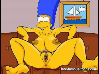 Not give ass in porn marge simpson cum something