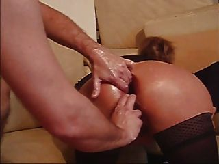 Rough Anal Object Penetration