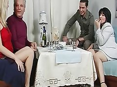mature and young couples swap amateur old and young 1