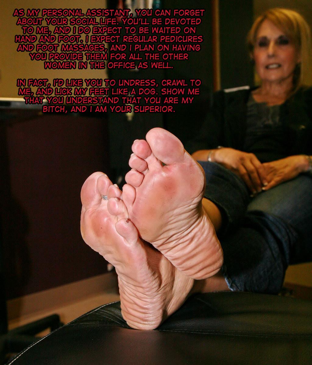Goddess Megan Feet Worship