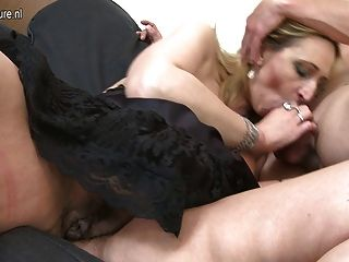 mature mom with saggy tits fucks young boy tmb