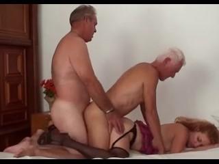 Mature Bi Threesomes - mature large threesome porn 1 - MegaPornX