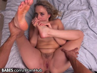 gifs mia malkova stretches her incredible ass with anal poolside 2 ...