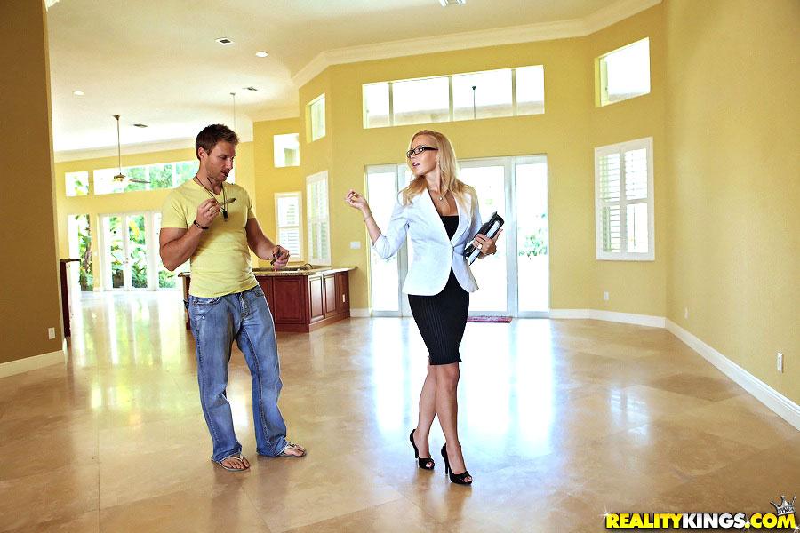 Milf Real Estate - real estate milf danny jasmine webb porn - MegaPornX