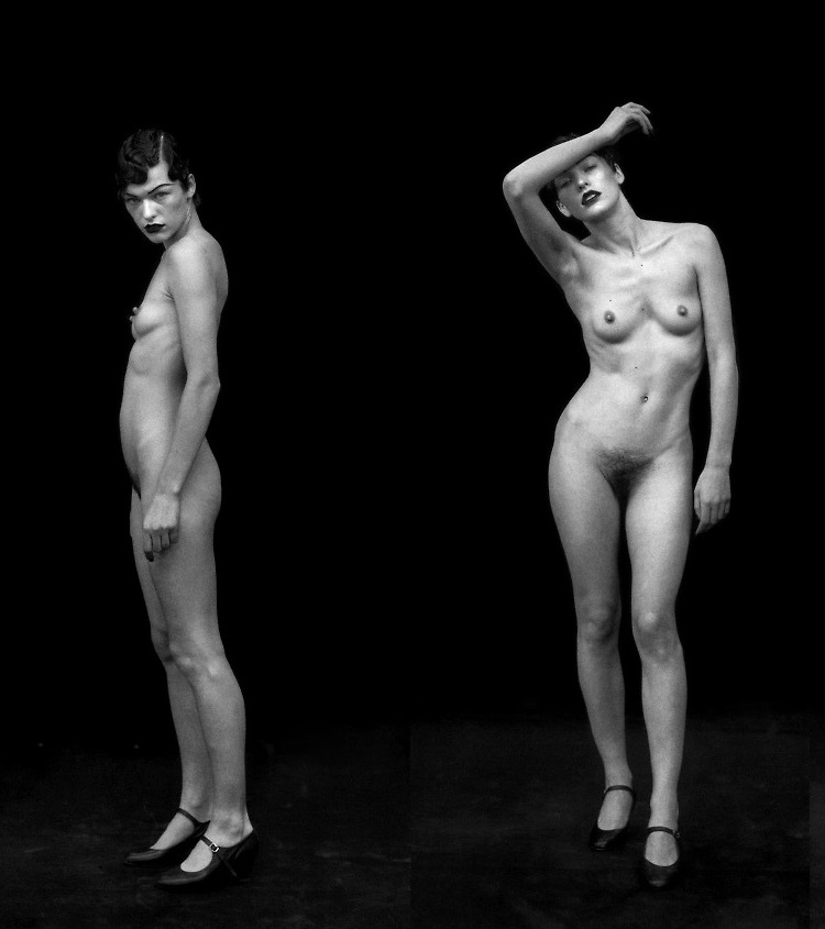Playboy nude in milla jovovich something also think