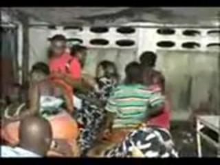 mombasa women strip tease in unyago 1