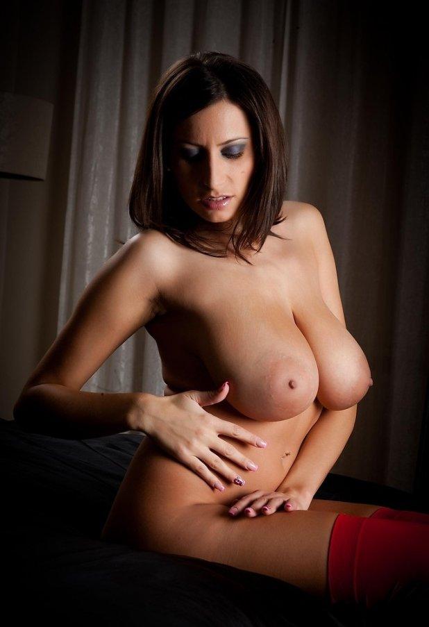 Top Ten Busty Pornstars
