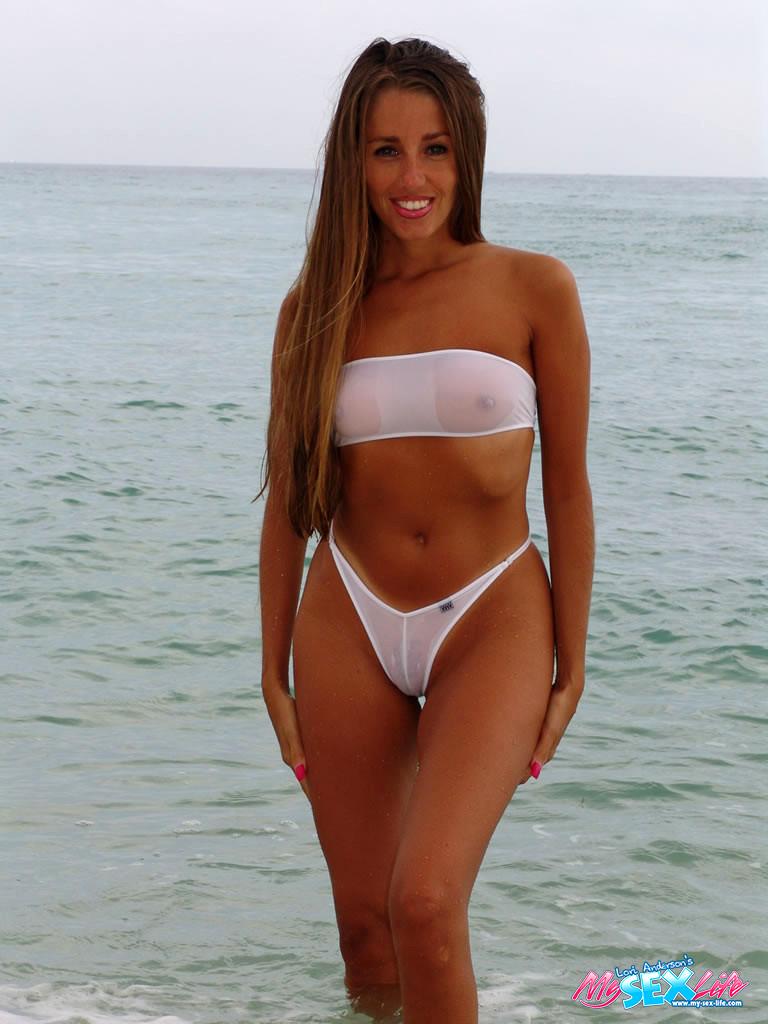 Are not bikini micro pamela anderson for
