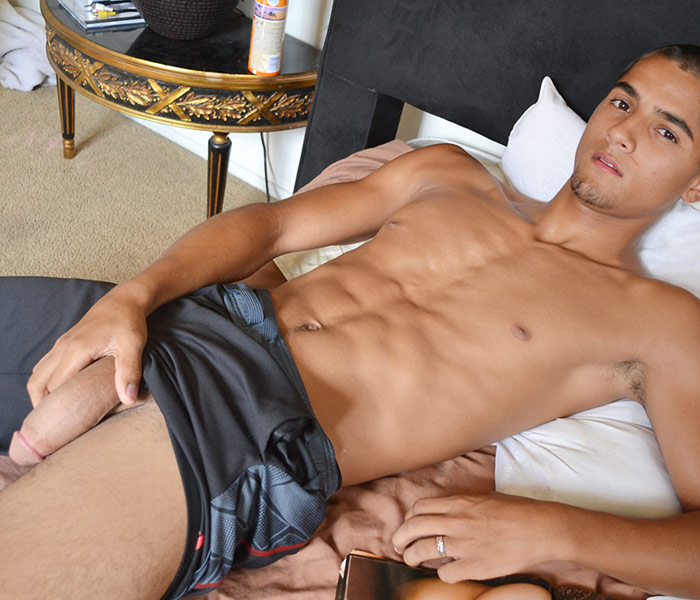 Latin guy with big latin cock tmb