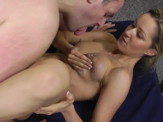 Huge Milking Tits While Fucked