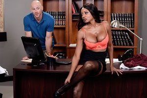 oily office brazzers free porn videos 1