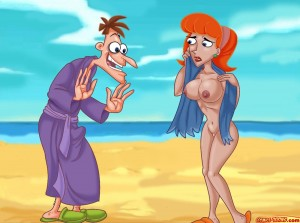 Phineas and ferb xxx