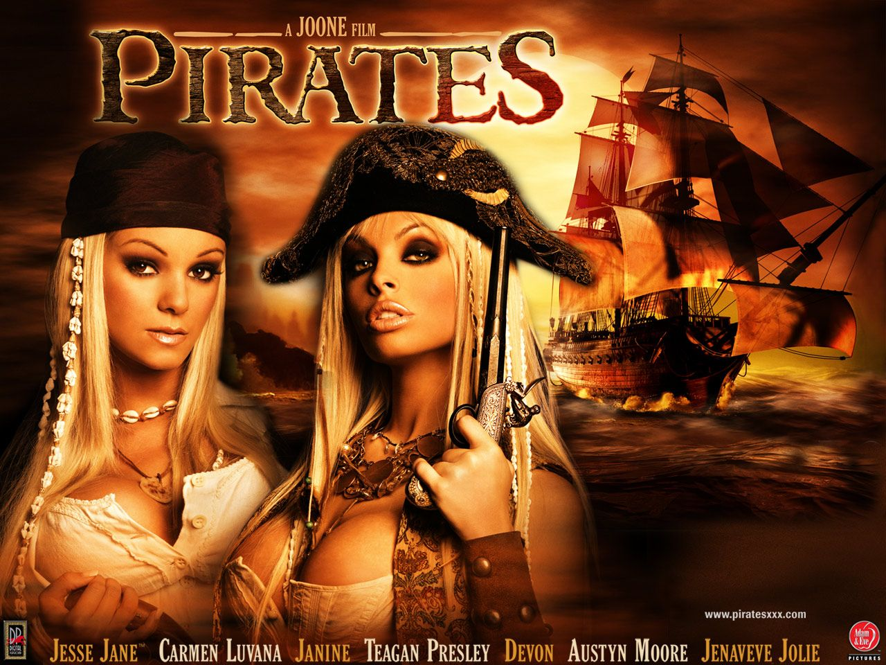 Digital playground pirates 1