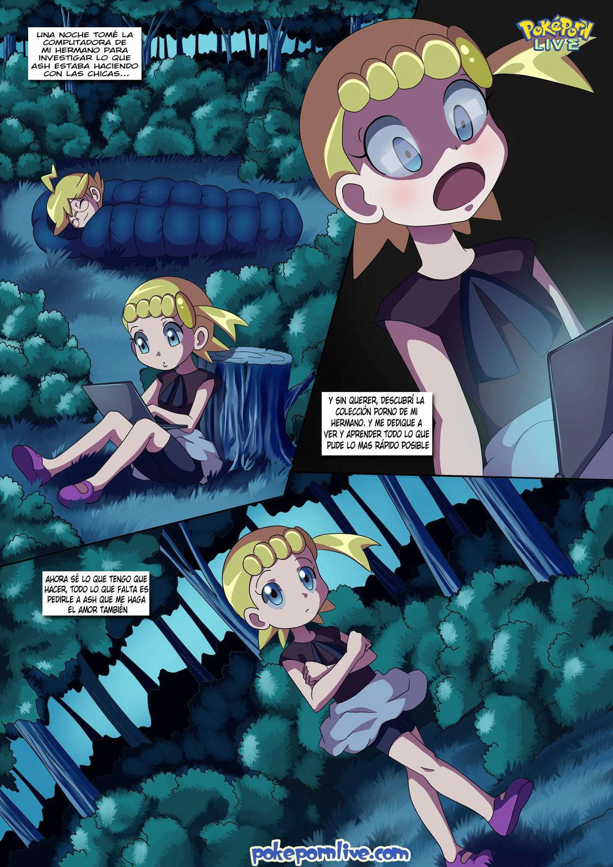Anime Mas Porno crimson plume pokemon porn comics 1 - megapornx