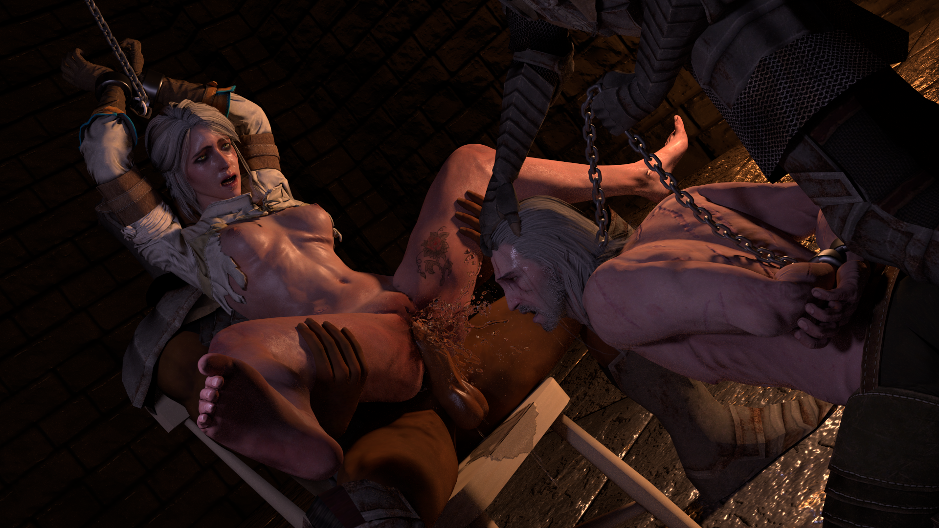 The witcher 3 ciri hentai
