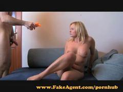 Accidental insertion porn