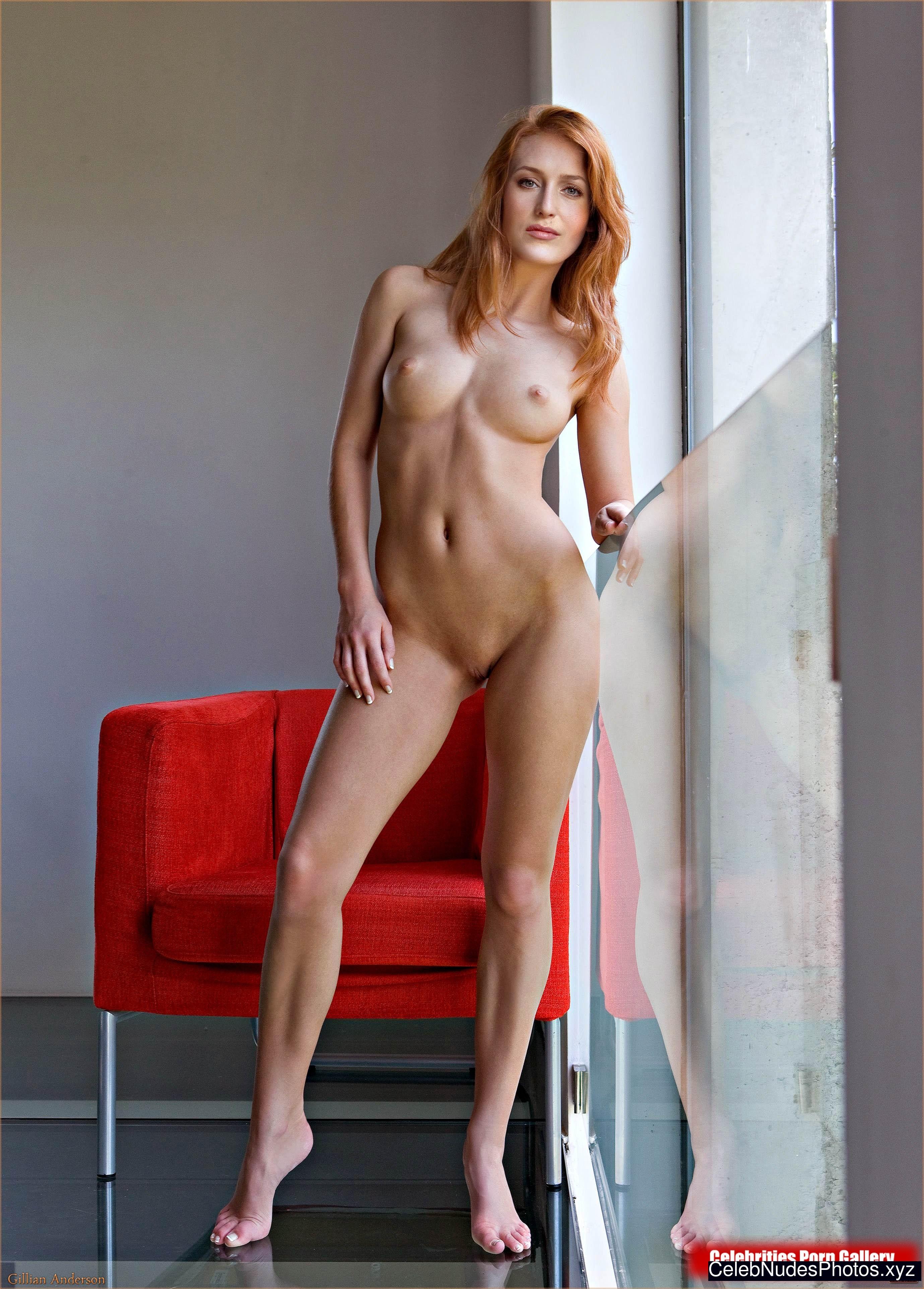 Anderson Gillian Nue gillian anderson playboy pics - megapornx